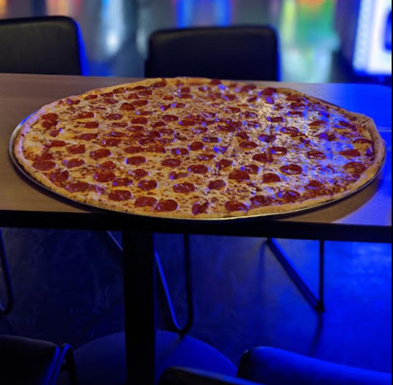superdome pizza